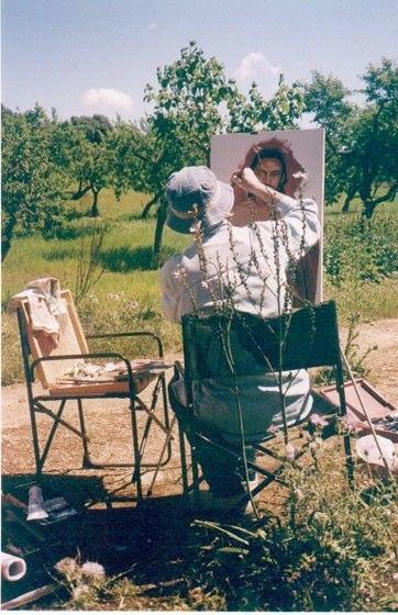 """Trabajo de """"campo"""" 2005"""