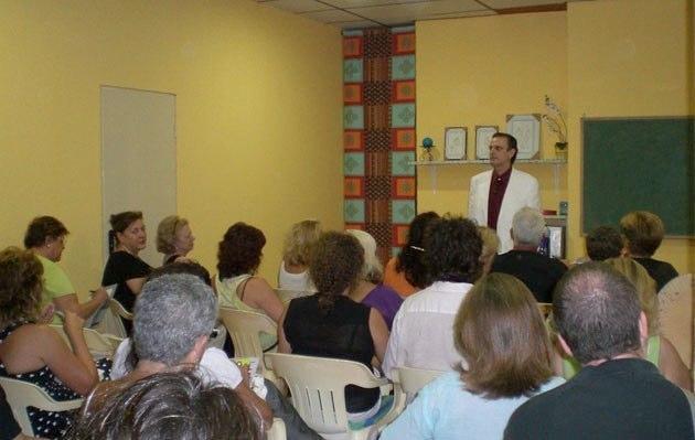 Conferencia sobre metafísica (Cartagena)