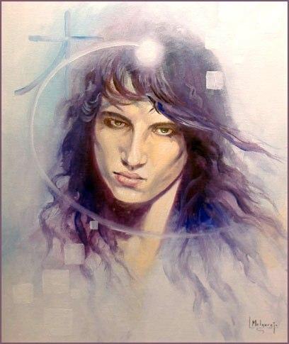 Daryoel Óleo sobre lienzo 46 x 38