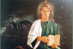 Anael Óleo sobre lienzo 73 x 60