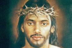 Ecce Homo Óleo sobre lienzo 73 x 45