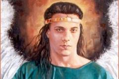 Rafael Óleo sobre lienzo