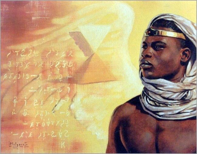 Enigma Óleo sobre lienzo 46 x 38